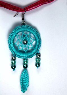 Tutorial orecchini acchiappasogni | Dreamcatcher earrings