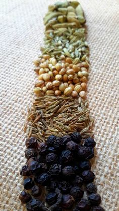 Garam masala is a staple of Indian cookery. Making it yourself at home with whole spices is not only easy, but also gives you a much more flavourful spice mix. You can adjust the ingredients to your liking!