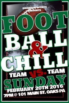 football super game tournament poster template. | Football Poster ...
