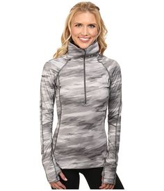 $59.99 ~ Under Armour Coldgear® Cozy Printed 1/2 Zip