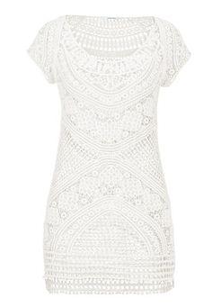 crocheted tunic (ori