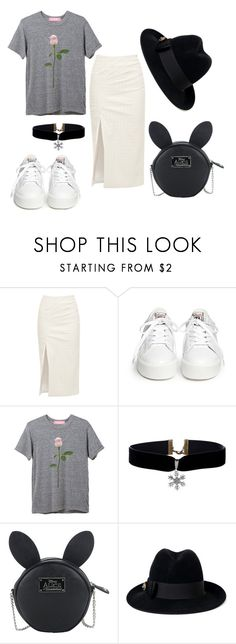 """""""Untitled #1670"""" by dani-gracik on Polyvore featuring Walk of Shame, Ash, Disney and Gucci"""