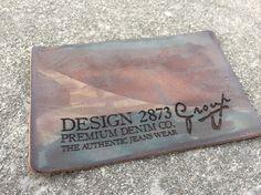 Kasiv leather label