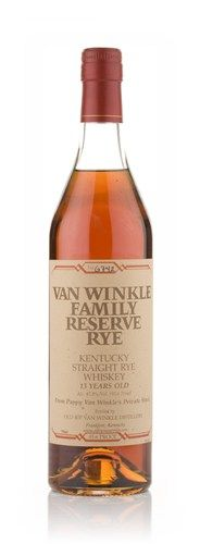 Got the 10, 12, 15, 20, and 23 @thebottlespot Van Winkle Family Reserve Rye 13 Year Old - Master of Malt