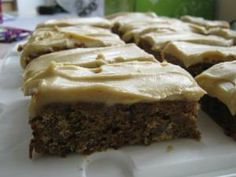 Sticky Toffee Traybake – Great British Bakeoff Showstopper