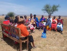 Today is #WorldRadioDay - one of our favourite days of the calendar! It celebrates radio - why we love it and why we need it today more than ever. It's a day to remember the power of radio to touch lives and bring people together. This was demonstrated just yesterday as we spoke to Maasai women and the important role that radio plays in their lives. · · · · #NonProfit #Education #EducationForAll #Education4All #Learning #Radio #ILoveRadio #Technology #SolarPower #SolarEnergy #CleanEnergy