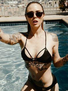 #Tatto #Girl #Sexy #Nice