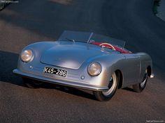 Porsche 356 No 1 of 3 1948