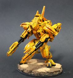 Image result for yellow tau Tau Empire, War Hammer, Warhammer 40k, Gundam, Robots, Transformers, Workshop, Miniatures, Games