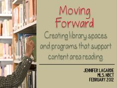 moving-forward-school-libraries-expository-text by Jennifer LaGarde via Slideshare