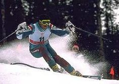 Alberto Tomba   First FIS WC Victory  27 November 1987  Sestriere, Italy  Slalom  I was there