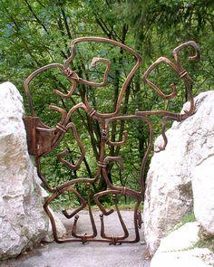 Iron Gate by Bruno Kalčič