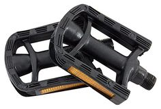Sport Direct Pedal 9 16 Junior Black Resin Bike Bicycle Fixtures Fittings >>> More info could be found at the image url.