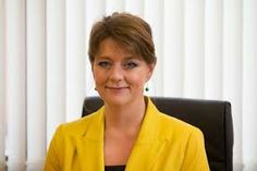 Leanne Wood AM, Leader of Plaid Cymru, the National Party of Wales