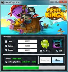 Kings Card Game, Kings Game, Game Card Design, Pirate Games, Coin Master Hack, Gift Card Number, App Hack, Free Cards, Tech Hacks