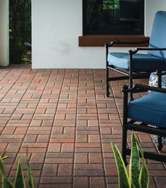 Holland Stone - Basketweave - Outdoor Living by Belgard - Patio Paver Patterns & Design: Trends in Paver Laying Patterns - Paver Patterns, Paving Pattern, Brick Patterns Patio, Brick Paver Patio, Paver Walkway, Outdoor Paving, Patio Stone, Concrete Patio, Patio Edging
