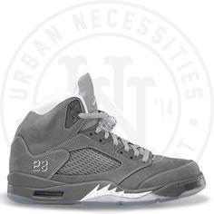 purchase cheap 6938e 35436 Air Jordan 5 Retro  Wolf Grey  - 136027 005. Urban Necessities