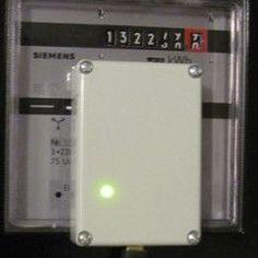 Stromzähler mit Lichtschranke auf Basis des Arduino Nano