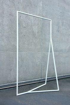 Der Gestalttheorie Clothingrack collection Arjen Roos