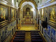 De uma beleza tamanha... Construido no Século VII sobreviveu ao terramoto de 1755.  Convento das Cardaes - Lisboa - Portugal