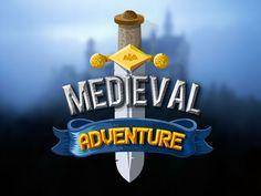 Medieval adventure badge by Vladislav Karpov