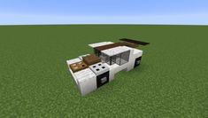 Minecraft cars - Google Search Minecraft Car, Modern Minecraft Houses, Minecraft Banners, Minecraft Decorations, Minecraft Bedroom, Minecraft Blueprints, Minecraft Architecture, Minecraft Designs, Minecraft Creations