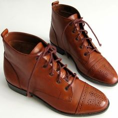 Perfect for office, decent lace brown shoes fashion