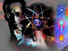 """Dr. Erwin Schrodinger~~ Physicist Nobel prize 1933~~""""What we observe as material bodies and forces are nothing but shapes and variations in the structure of space..... Quantum physics thus reveals a basic oneness of the universe."""""""