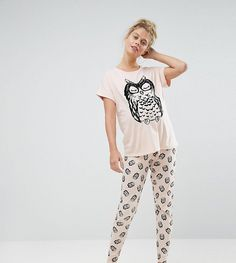 94f5e9f72e82f Get this Asos Maternity's basic pyjama now! Click for more details.  Worldwide shipping.