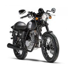 Moto Mash Café Racer 125cc Black Edition
