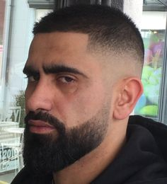 awesome 35 Fabulous Ideas for Beard Fade - New Trend Arriving Check more at http://machohairstyles.com/best-beard-fade/