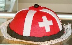 1. August Torte ! :) Swiss Days, 1 August, Diy And Crafts, Food And Drink, Treats, Snacks, Dishes, Cooking, Cake