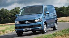 VW Makes Autonomous Emergency Braking Standard On Commercial Vans