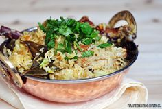 Guest Post – Chicken Briyani Rice Recipe by My Cooking Hut at http://www.mycookinghut.com
