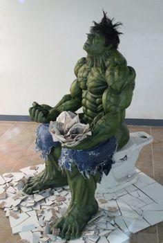 Hulk No Crap!!