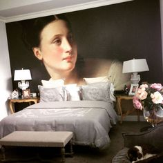 Take an Accent Wall to a Whole New Level With a Wall Mural