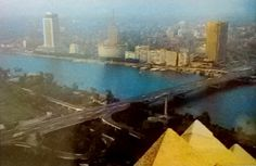 Cairo - View of The Nile Cairo