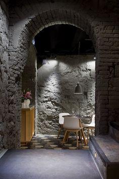 Saboc: entorno nórdico y cocina minimalista en el nuevo epicentro del barrio del Born.