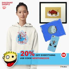 DISCOUNT SHOP!!!  Get 20% off everything with code NEWTHINGS20 http://www.redbubble.com/people/giuseppelen  #artwork #drawing #art #thesbirù #redbubble #artprint #shopart #children #joy #child #fun #funny #humor #happiness #childhood #smile #kid #illustration #tshirt #t-shirt #apparel