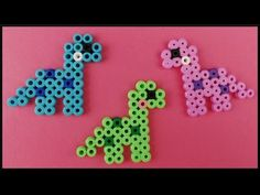 bead embroidery patterns on fabric Perler Bead Designs, Easy Perler Bead Patterns, Melty Bead Patterns, Perler Bead Templates, Hama Beads Design, Diy Perler Beads, Bead Embroidery Patterns, Perler Bead Art, Pearler Beads