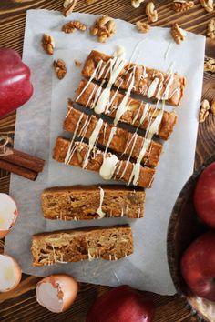 ΜΠΑΡΕΣ ΜΗΛΟΥ | Cool Artisan Cereal Bars, Gingerbread Cookies, Desserts, Artisan, Food, Muesli Bars, Craftsman, Ginger Cookies, Postres