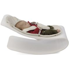 Bloom Coco Ivory Plexistyle in Choice of Color @PoshTots