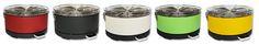 Bếp nướng than hoa Feuerdesign PK15-01, PK15-02 sử dụng sạc pin tiện dụng màu vàng - Giá 950.000đ