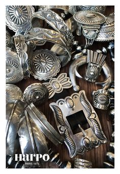 Harpo Bijoux © Silver collection #nativemamerican #bouclesdoreilles #navajo