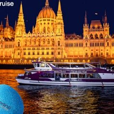 Get together with family for some fun on this 80 minutes scenic cruise! Drink bar, free wifi on board. Chinese New Year Eve, Danube River Cruise, Festival Dates, New Years Eve Dinner, Drink Bar, Unique Architecture, Romantic Dinners, Budapest Hungary, Free Wifi