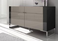 Porto Contemporary Sideboard, Go Modern
