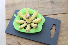 Tip: aardappelpartjes snijden