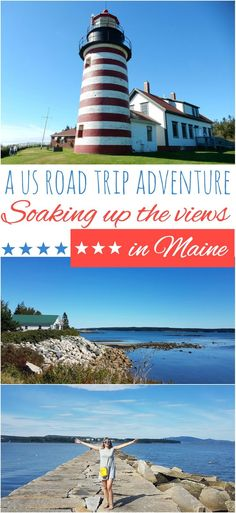 Places to go in Maine for a US road trip. Lobster, lighthouses and landscapes laced with history – a Maine road trip proved the perfect place to kick off my great American adventure down the east coast starting at Fort Kent. The 527 miles of the US1 that run through Maine are some of the most scenic, bringing you even closer to the rivers and lakes that trickle and rush to the Atlantic. Discover the highlights of things to see and do in Maine, plus our tips of places to stay on the US road…