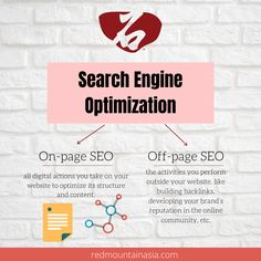 In order to master Search Engine Optimization, you have to know what it means and what the components are! Search Engine Optimization is of utmost importance to any business in the global world because it helps increase visibility and online sales. To learn more about Search Engine Optimization, read our blog on the website! Global World, What Is Seo, On Page Seo, Digital Marketing Services, Online Sales, Search Engine Optimization, Definitions, The Outsiders, Website