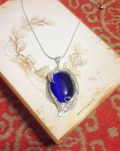 """15 Beğenme, 3 Yorum - Instagram'da Handmade Gümüş&Silver (@myfiskos_gumus_silver): """"Tamamen el yapımıdır. #silver #gümüş #handmade #engüzelkolye #gift #mavitaşlıkolye #telkari…"""""""